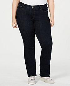 Levi's® Plus Size 415 Classic Stretch Bootcut Jeans
