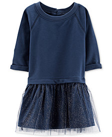 Carter's Toddler Girls Layered-Look Tutu Dress