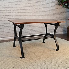 Carson Dining Table, Quick Ship