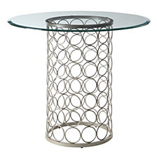 "Dianna 36"" Round Table, Quick Ship"