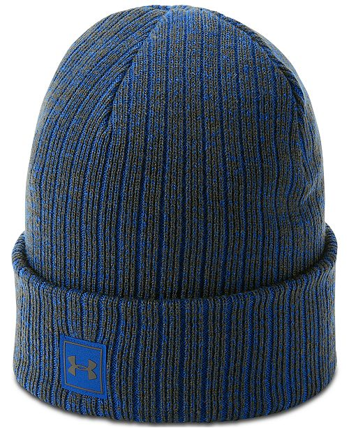 1f64f23d6b91f Under Armour Men s Truck Stop Ribbed Beanie   Reviews - Hats