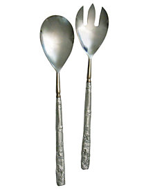 Michael Michaud Birch Serving Set