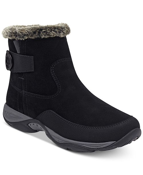 53e493a49fa89 Easy Spirit Excel Water-Resistant Booties & Reviews - Boots - Shoes ...