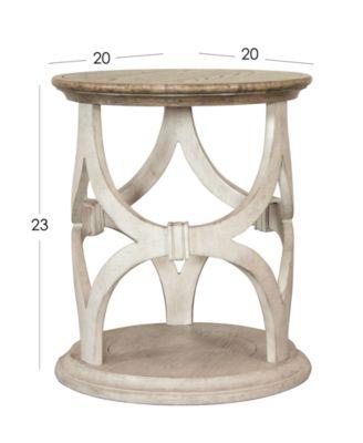 Furniture Hadley Table Furniture, 2 Pc. Set (Coffee Table U0026 Side Table ...
