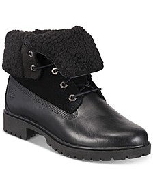 Women's Jayne Waterproof Fleece-Lined Cuffed Boots