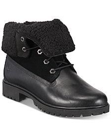 Timberland Women's Jayne Waterproof Cuffed Boots