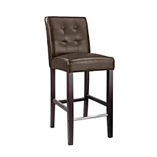 Antonio Tufted Bar Stool