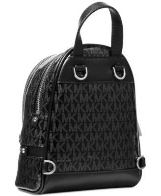 de201998008faa Finders | Signature Glossy Rhea Zip Convertible Backpack, Created ...