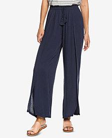 Roxy Juniors' Kuta Side-Slit Pants
