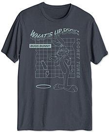 Bugs Bunny Men's Graphic T-Shirt