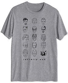 Infinity War Men's Graphic T-Shirt
