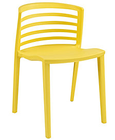Modway Curvy Dining Side Chair