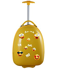 Mojo Kids Emoji Pod Luggage
