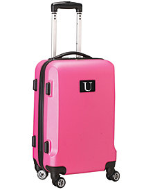 Luggage Carry-On 21-Inch Hardcase Spinner 100% Abs With Letter K