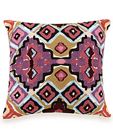"Vera Bradley Dream 16"" Tapestry Pillow"