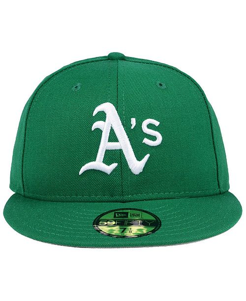 Oakland Athletics Retro Classic 59FIFTY FITTED Cap