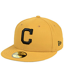 New Era Cleveland Indians Reverse C-Dub 59FIFTY FITTED Cap