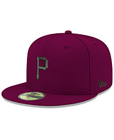 New Era Pittsburgh Pirates Reverse C-Dub 59FIFTY FITTED Cap