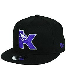 New Era Sacramento Kings Combo Logo 9FIFTY Snapback Cap
