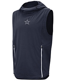 Nike Men's Dallas Cowboys Shield Fly Rush Vest