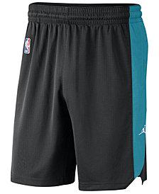 Nike Men's Charlotte Hornets Practice Shorts