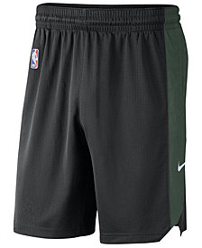 Nike Men's Milwaukee Bucks Practice Shorts