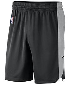 Men's San Antonio Spurs Practice Shorts