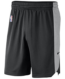 Nike Men's San Antonio Spurs Practice Shorts