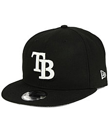 New Era Tampa Bay Rays Jersey Hook 9FIFTY Snapback Cap