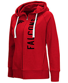 G-III Sports Women's Atlanta Falcons 1st Down Hoodie