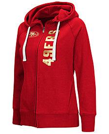 G-III Sports Women's San Francisco 49ers 1st Down Hoodie