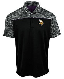 Men's Minnesota Vikings Final Play Polo