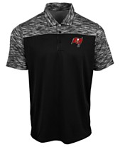 169a4a3f8 Authentic NFL Apparel Men s Tampa Bay Buccaneers Final Play Polo