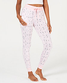 Ande Printed Jogger Pajama Pants