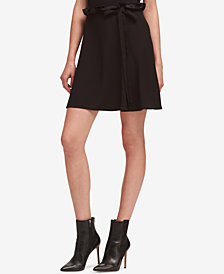 DKNY Ribbon-Tie Skirt, Created for Macy's