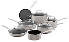 KitchenAid® Architect® 12-Pc. Non-Stick Pour & Strain Cookware Set, Created for Macy's