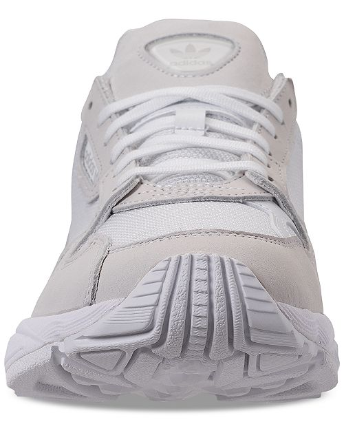4673457dcc09 adidas Women s Falcon Athletic Sneakers from Finish Line   Reviews ...