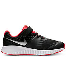 Nike Little Boys' Star Runner Just Do It Running Sneakers from Finish Line