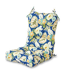 Outdoor Seat and Back Chair Cushion