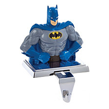 Kurt Adler Batman Stocking Hanger