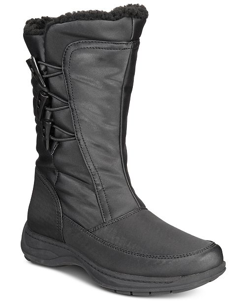 c8898a0dbdb3 Sporto Dana Boots   Reviews - Boots - Shoes - Macy s