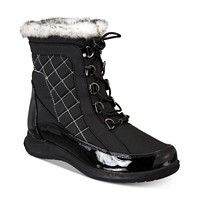 Macys deals on Sporto Jenny Water-Resistant Boots