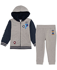 Nickelodeon Toddler Boys 2-Pc. Paw Patrol Hoodie & Joggers Set