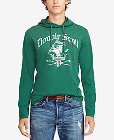 Polo Ralph Lauren Men's  Long-Sleeve Hooded T-Shirt