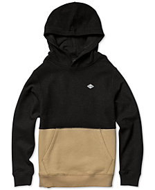 Volcom Big Boys Colorblocked Fleece Hoodie