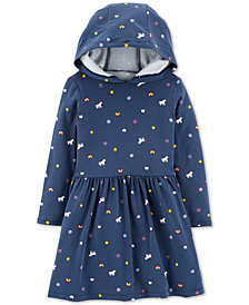 Carter's Toddler Girls Hooded Unicorn Dress