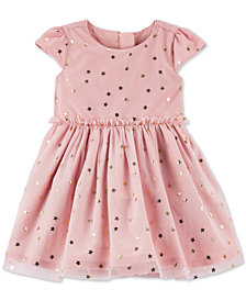 Carter's Baby Girls Star & Tulle Dress