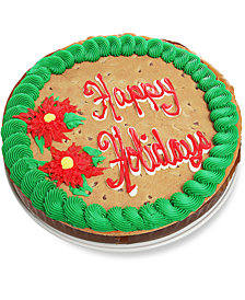 Chocolate Covered Company® Happy Holidays  Cookie Bark Cake