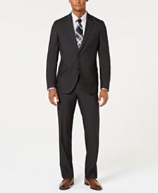 Dockers Men's Modern-Fit Stretch Pin Dot Suit