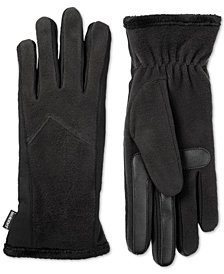 Isotoner Signature Fleece Touchscreen Gloves
